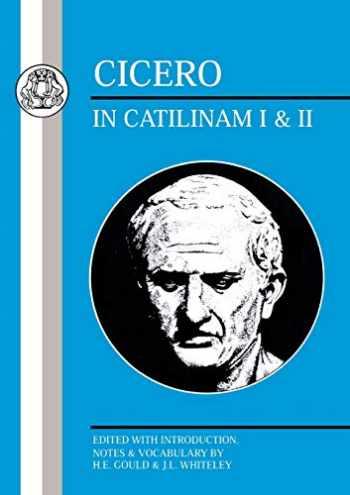 9780862920142-0862920140-Cicero: In Catilinam I & II