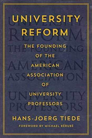 9781421418261-1421418266-University Reform: The Founding of the American Association of University Professors