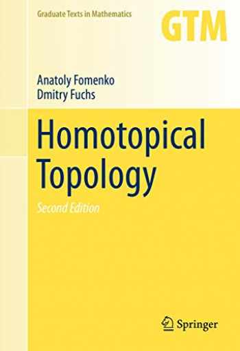 9783319234878-3319234870-Homotopical Topology (Graduate Texts in Mathematics (273))