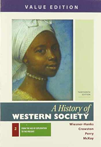 9781319353599-1319353592-A History of Western Society, Value Edition, Volume 2 & LaunchPad for A History of Western Society (Six-Months Access)