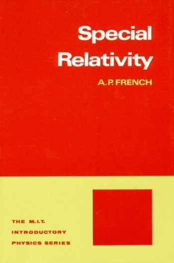 9780393097931-0393097935-Special Relativity (M.I.T. Introductory Physics)