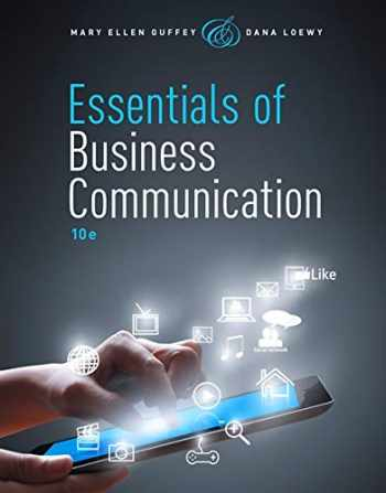 9781285858913-1285858913-Essentials of Business Communication (with Premium Website, 1 term (6 months) Printed Access Card)
