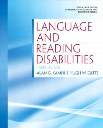 9780137072774-0137072775-Language and Reading Disabilities (3rd Edition) (Allyn & Bacon Communication Sciences and Disorders)