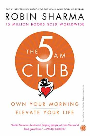 9789387944893-9387944891-The 5 AM Club: Own Your Morning, Elevate Your Life