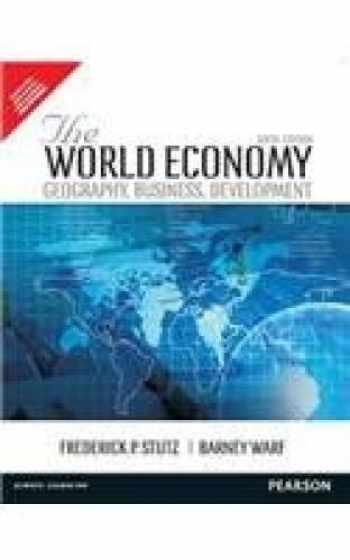 9789332536470-9332536473-The World Economy: Geography, Business, Development, 6e