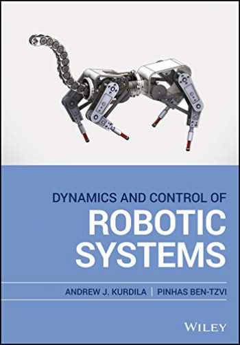 9781119524830-1119524830-Dynamics and Control of Robotic Systems