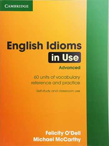 9780521744294-0521744296-English Idioms in Use Advanced with Answers