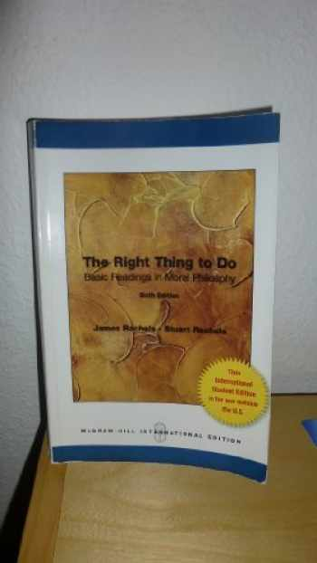 9780071315197-0071315195-The Right Thing to Do: Basic Readings in Moral Philosophy