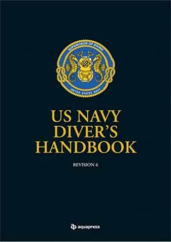 9781905492183-1905492189-US Navy Divers Handbook