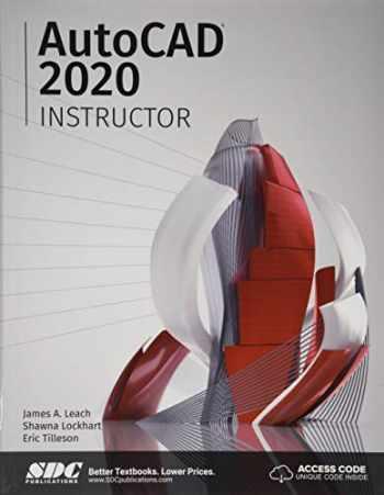 9781630572570-1630572578-AutoCAD 2020 Instructor