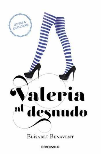 9788490629000-8490629005-Valeria al desnudo / Valeria Naked (SERIE VALERIA) (Spanish Edition)