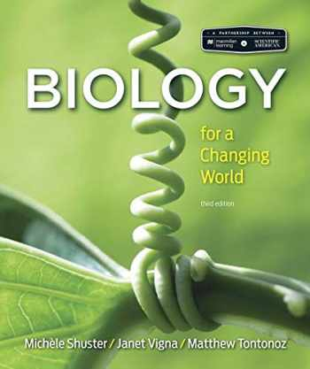 9781319050573-1319050573-Scientific American Biology for a Changing World