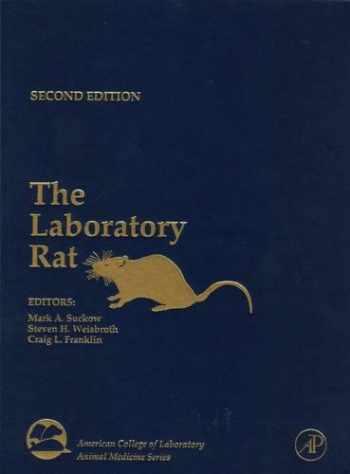 9780120749034-0120749033-The Laboratory Rat (American College of Laboratory Animal Medicine)
