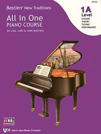 9780849797873-084979787X-WP452 - Bastien New Traditions - All In One Piano Course - Level 1A