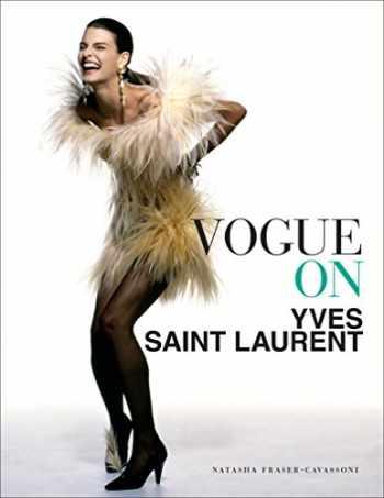 9781419718014-1419718010-Vogue on Yves Saint Laurent