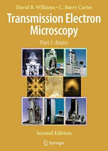 9780387765020-0387765026-Transmission Electron Microscopy: A Textbook for Materials Science (4 Vol set)