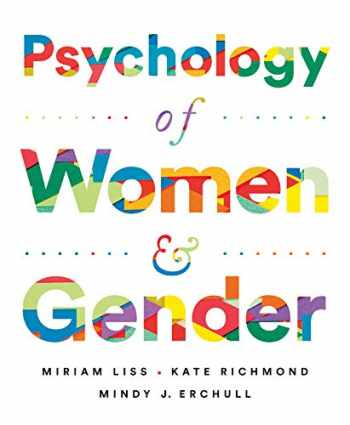 9780393667134-0393667138-Psychology of Women and Gender (First Edition)