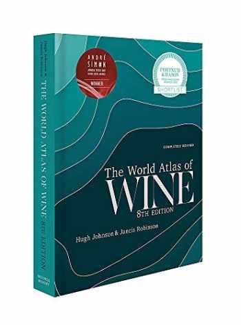 9781784724030-1784724033-The World Atlas of Wine 8th Edition