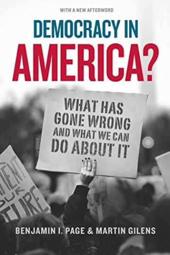 9780226724935-022672493X-Democracy in America?: What Has Gone Wrong and What We Can Do About It