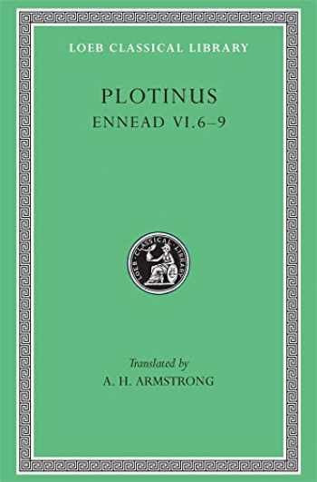 9780674995154-0674995155-Plotinus: Volume VII, Ennead VI.6-9 (Loeb Classical Library No. 468)