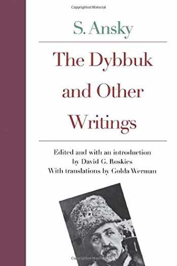 9780300092509-0300092504-The Dybbuk and Other Writings by S. Ansky