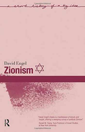 9781405835565-1405835567-Zionism (A Short History of a Big Idea)