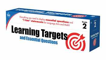 9781483825939-1483825930-Learning Targets and Essential Questions, Grade 2