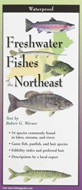 9781893770751-1893770753-Freshwater Fishes of New England & Adirondacks: Folding Guide (Foldingguides)