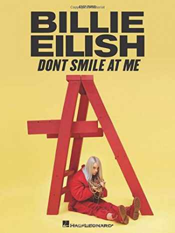 9781540070395-1540070395-Billie Eilish - Don't Smile at Me: Easy Piano Songbook (Easy Piano Folios)