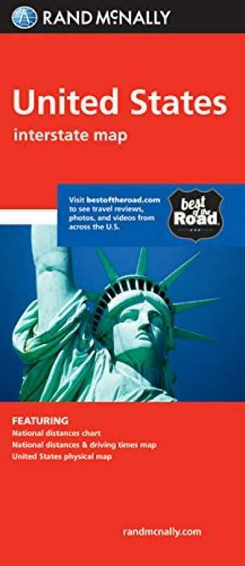 9780528881282-0528881280-Rand McNally Folded Map: United States