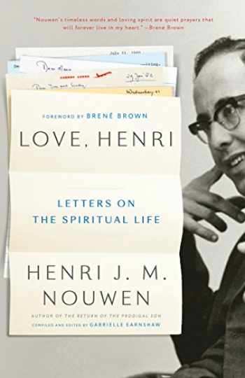 9780525573951-052557395X-Love, Henri: Letters on the Spiritual Life