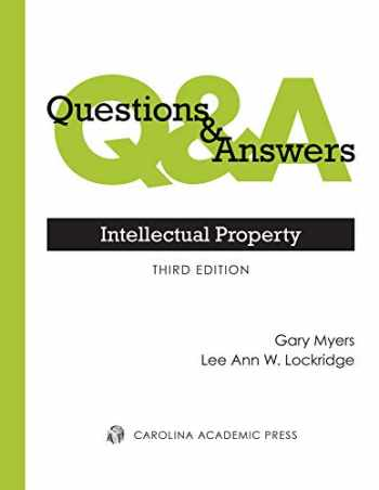 9781531015985-1531015980-Questions & Answers: Intellectual Property, Third Edition