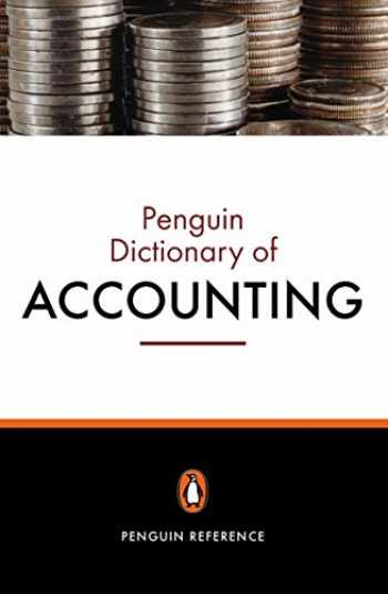 9780141025254-0141025255-Penguin Dictionary of Accounting 2e