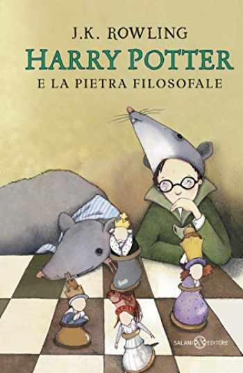 9788893814508-8893814501-Harry Potter e la pietra filosofale (Italian Edition)