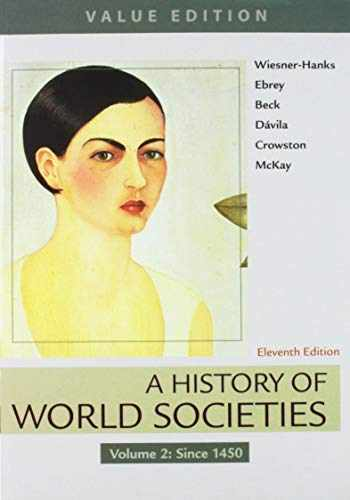 9781319194611-1319194613-A History of World Societies, Value Edition, Volume 2 & LaunchPad for A History of World Societies (Six Month Access)