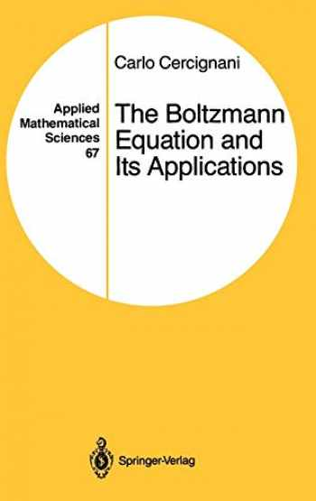 9780387966373-0387966374-The Boltzmann Equation and Its Applications (Applied Mathematical Sciences (67))