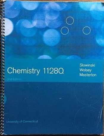9781133839071-113383907X-Chemistry 1128Q: University of Connecticut 2nd Edition
