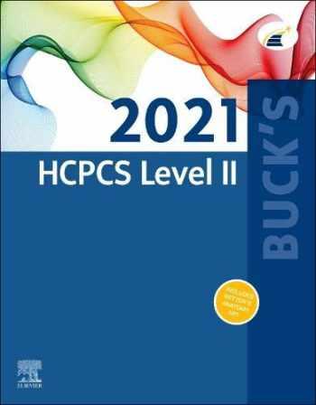 9780323762793-0323762794-Buck's 2021 HCPCS Level II (HCPCS Level II (Saunders))