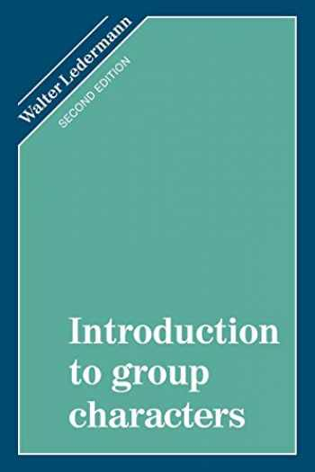 9780521337816-052133781X-Introduction to Group Characters