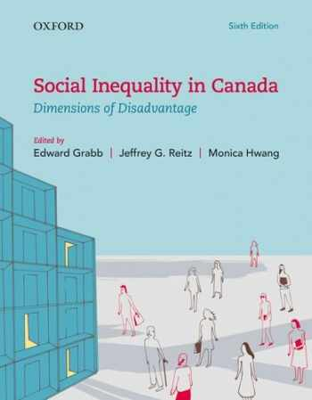 9780199020942-0199020949-Social Inequality in Canada: Dimensions of Disadvantage