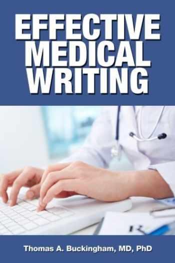 9780999435106-0999435108-Effective Medical Writing