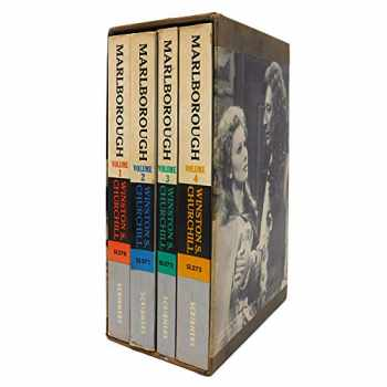 9780684124094-0684124092-Marlborough: His Life and Times (4 Volumes Set)