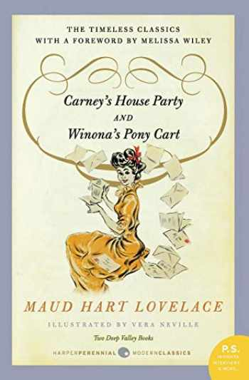 9780062003294-0062003291-Carney's House Party/Winona's Pony Cart: Two Deep Valley Books (P.S.)
