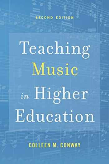 9780190945312-0190945311-Teaching Music in Higher Education