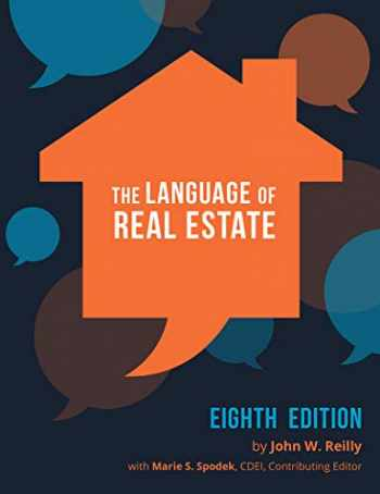9781475484915-1475484917-Dearborn The Language of Real Estate, 8th Edition (Paperback) – Comprehensive Real Estate Terminology Book