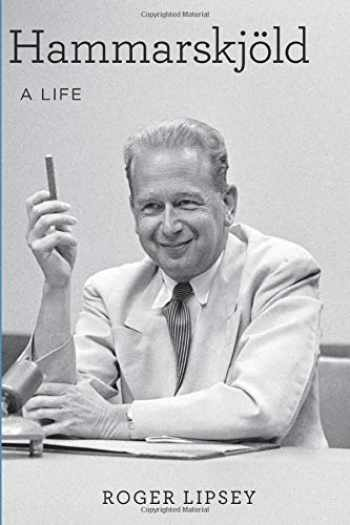 9780472036622-0472036629-Hammarskjöld: A Life