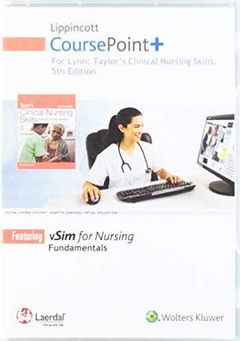 9781975102432-1975102436-Lippincott CoursePoint+ for Taylor's Clinical Nursing Skills