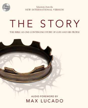 9780310421771-0310421772-NIV, The Story, Audio CD: The Bible as One Continuing Story of God and His People