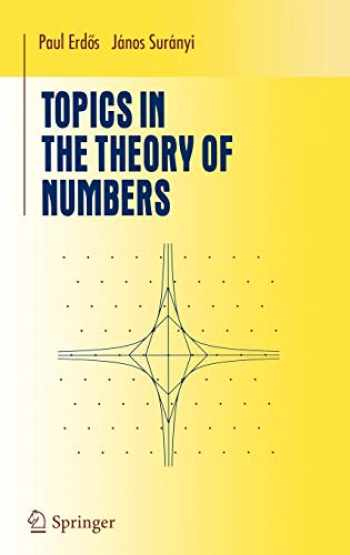 9780387953205-0387953205-Topics in the Theory of Numbers (Undergraduate Texts in Mathematics)