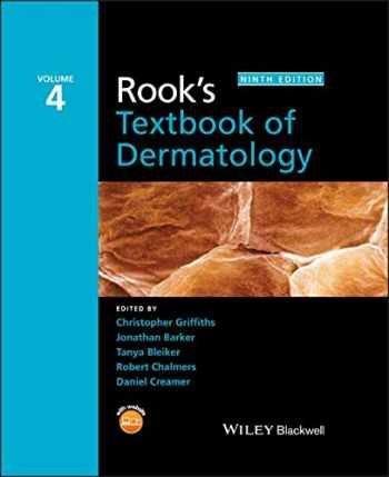 9781118441190-1118441192-Rook's Textbook of Dermatology, 4 Volume Set